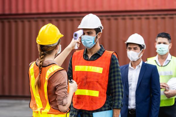 Come gestire la quarantena da Covid-19 per lavoratori delle imprese edili