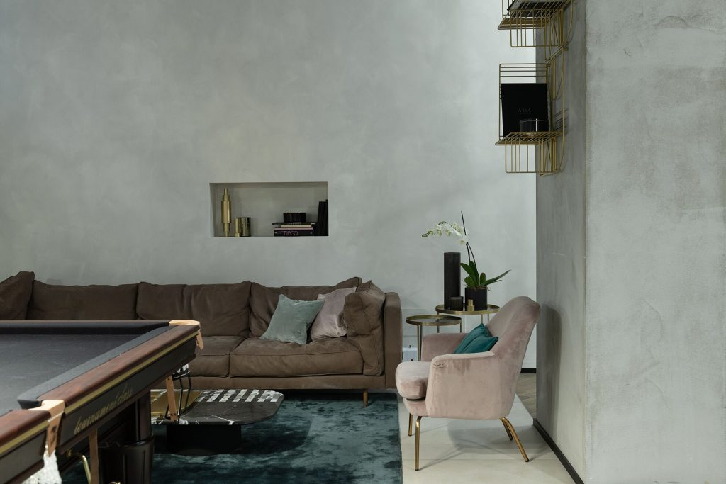 Arredamento di suite e monolocali di lusso a Milano